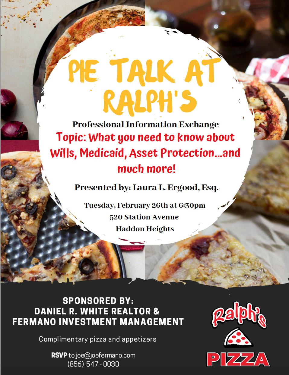 pie-talk